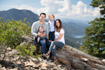 Lake-Tahoe-view-family-photography