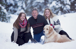 family-photo-Tahoe-snow