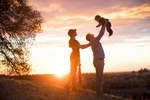 sunset-sun-family-photos