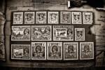 Burma stamps