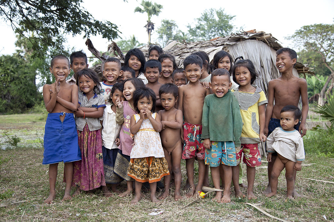 Children of Cambodia