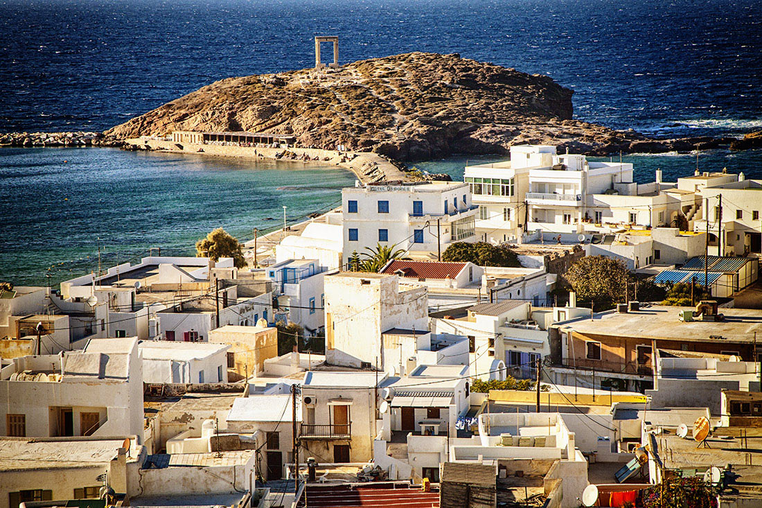 Naxos,Greece