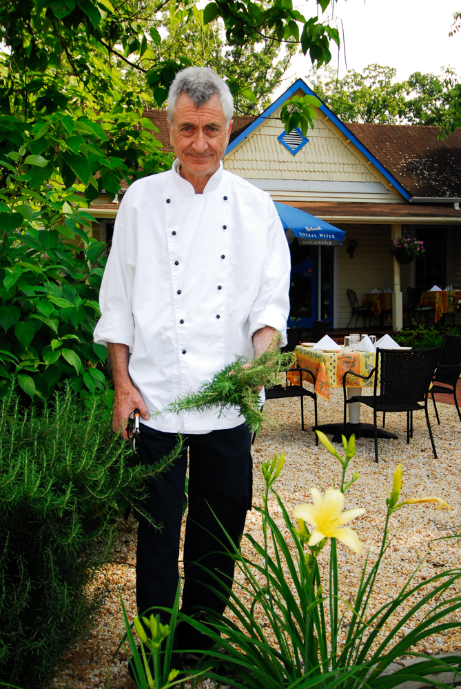 Provence Restaurant in Carrboro, North Carolina, was opened in 2002 by Felix Roux, a native of the Provence region of France.