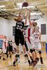 RAHS Girls Basketball vs. Stillwater. RAHS won.