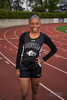 RAHS Girls Track Portraits.