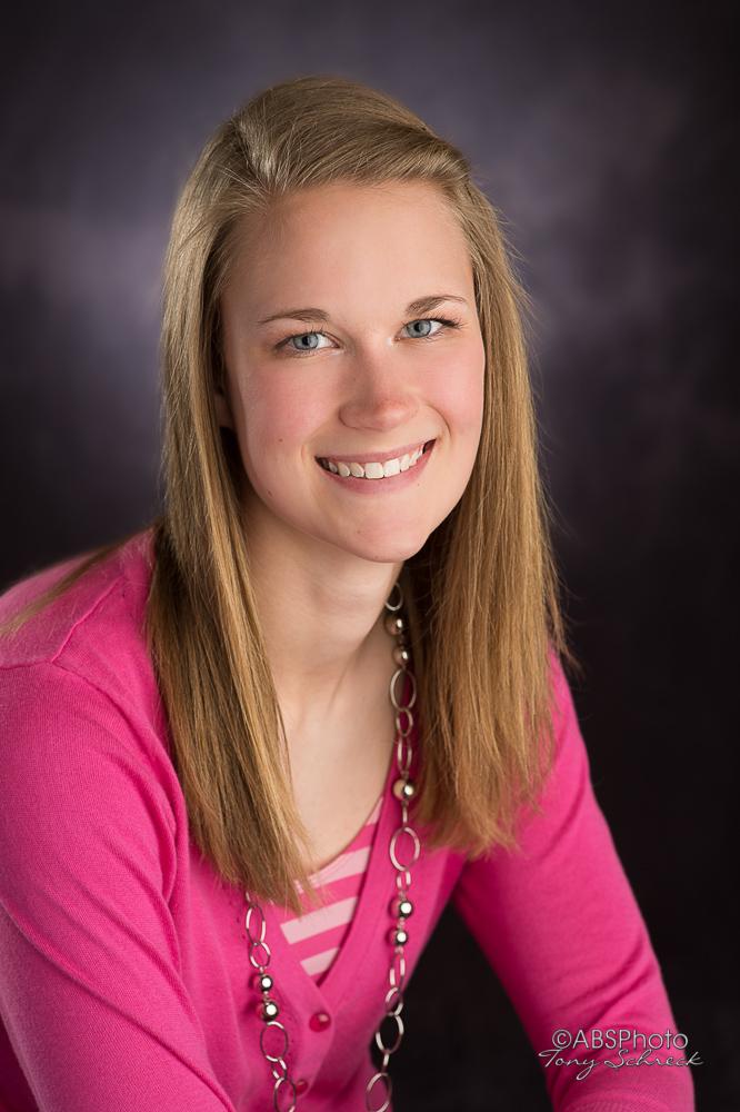 Erika Allen Senior portrait