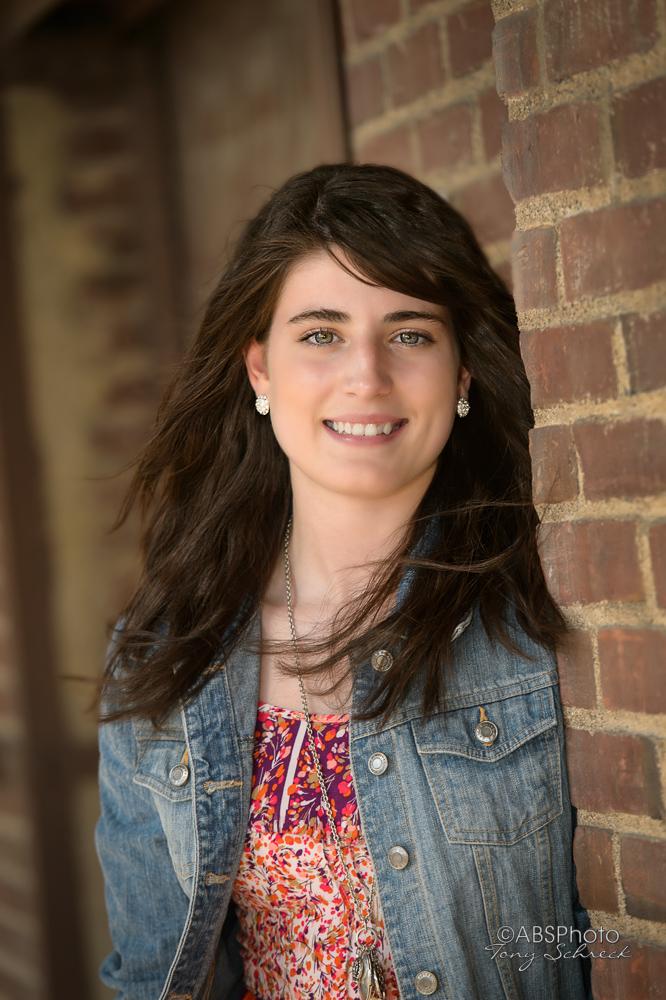 Kate Flug RAHS Senior Portrait