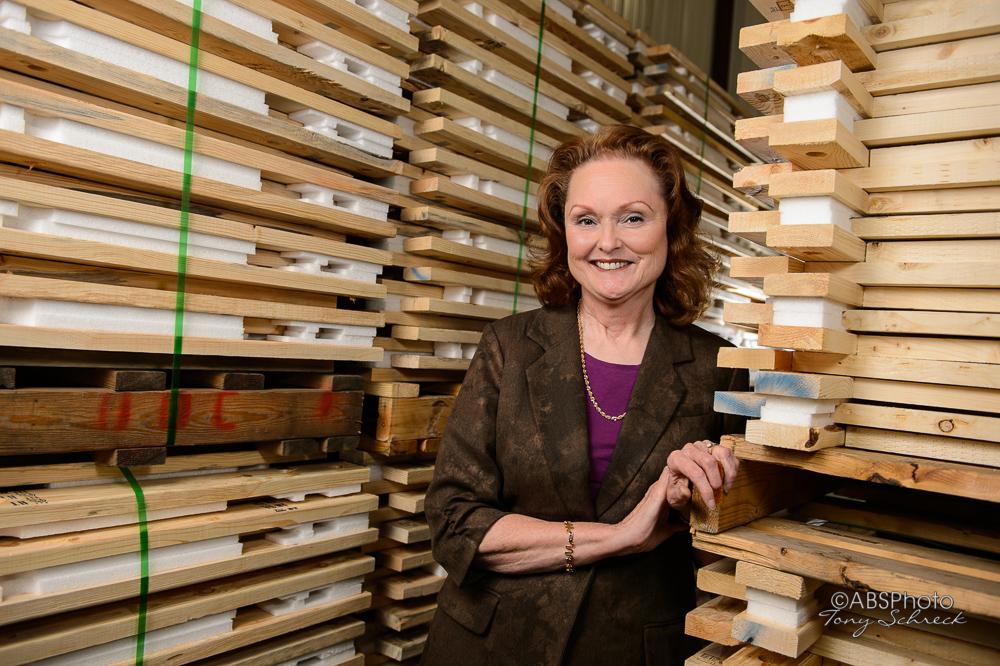 June Scheide of Occupational Development Center Inc.Buhl, MN