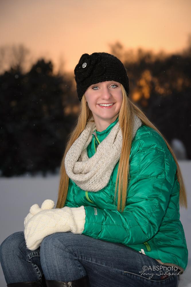 Victoria Hites Senior Portrait