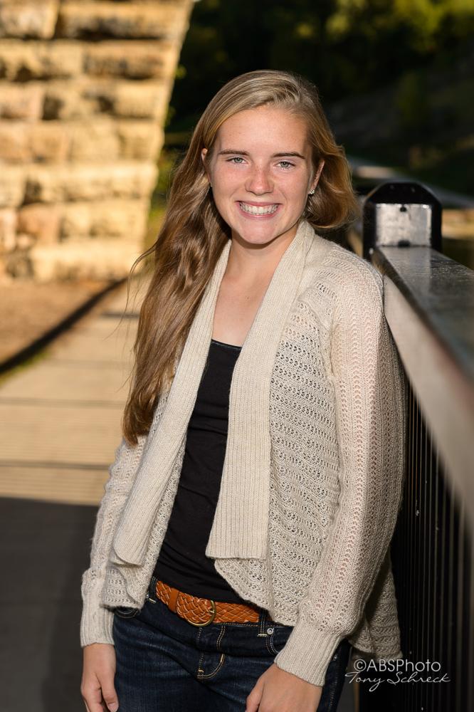 Kelsey Porter Outdoor Portraits.