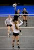 RAHS Volleyball State day 2. State Semi-final. Lost to Chaska 3-0. All games were close though. Roseville was never unphased , they just kept coming back and keeping it close.