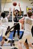 RAHS Boys Basketball Varsity vs. East Ridge. RAHS Lost in the final 6.3 seconds 59-60.