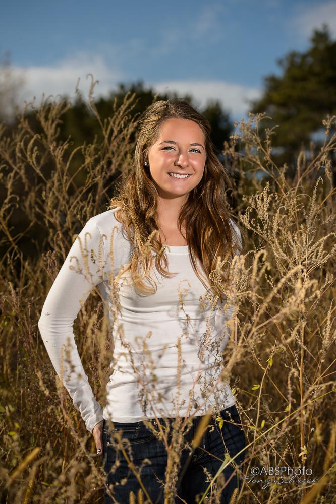 Emma Keel Senior Portrait.