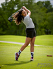 RAHs Girls Golf Action