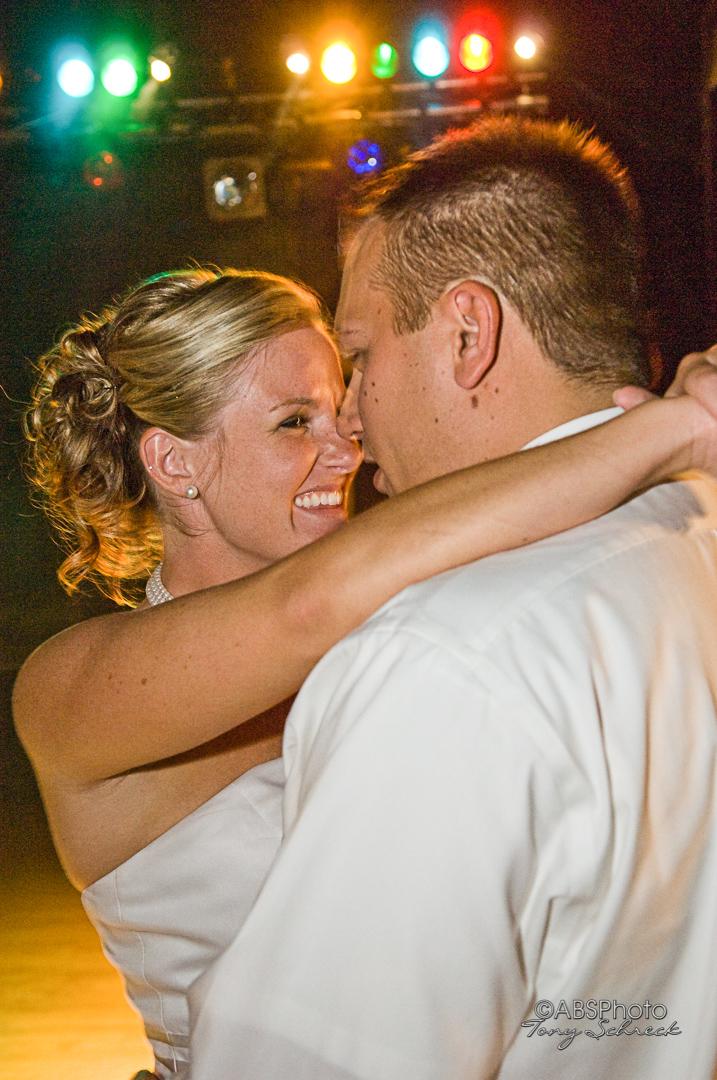 Heidi and Tony Wedding