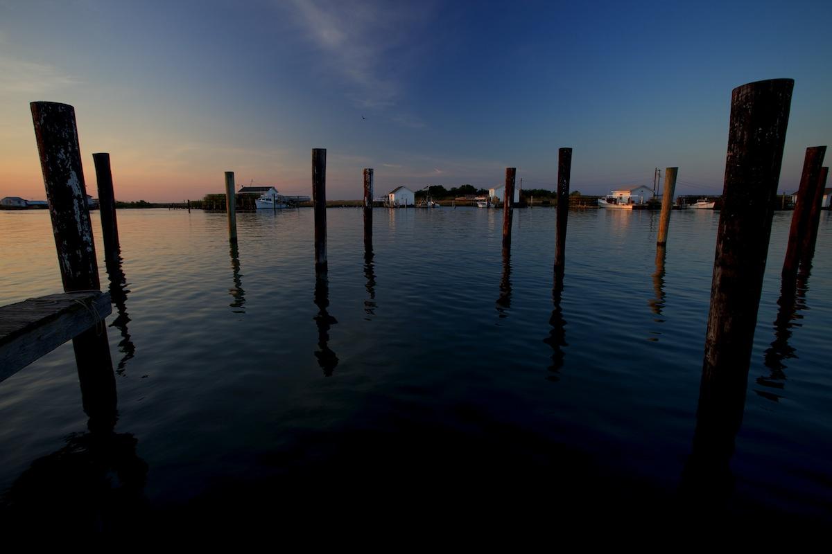 Chesapeake Bay, Virginia
