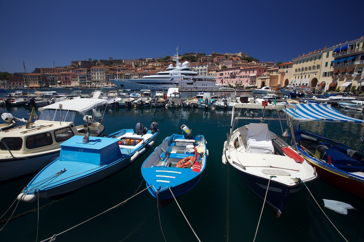 Elba, Italy