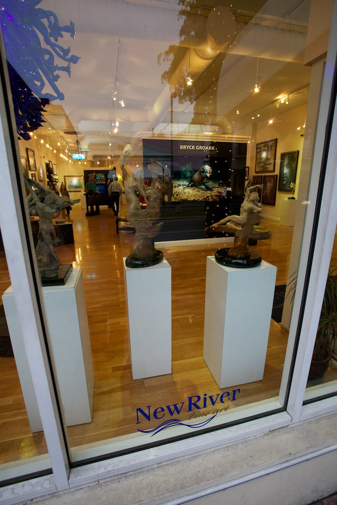 New River Fine Art - Ft Lauderdale, Florida