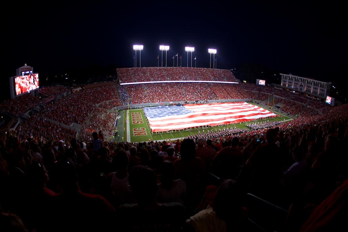 North Carolina State Football Stadium