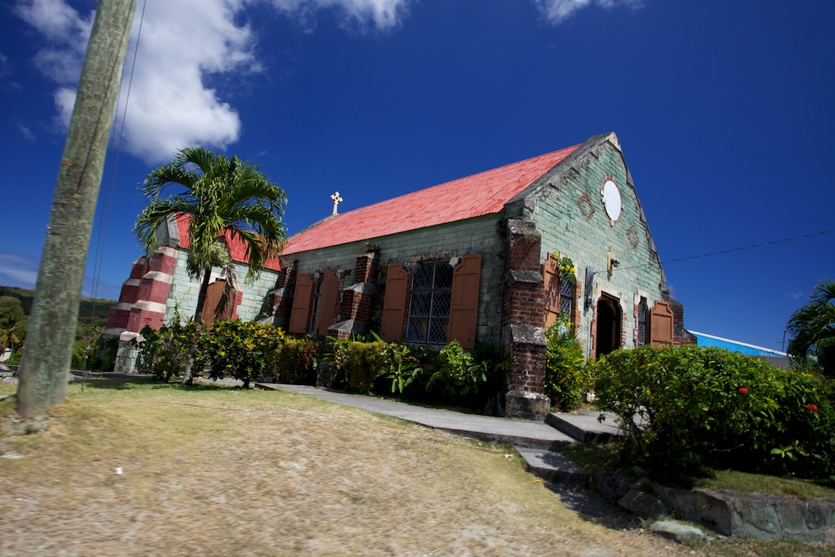 Antigua Church