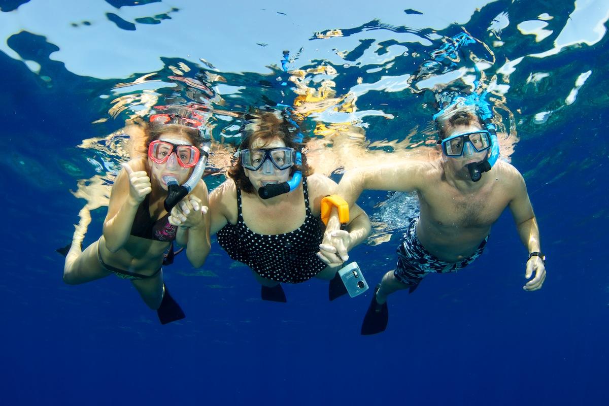 Snorkeling - Kona Coast