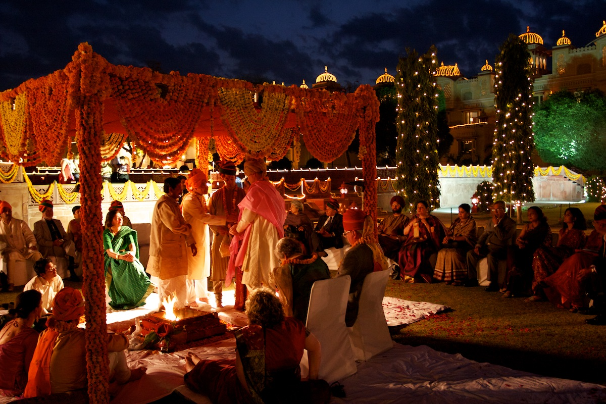 Jaisalmer Wedding
