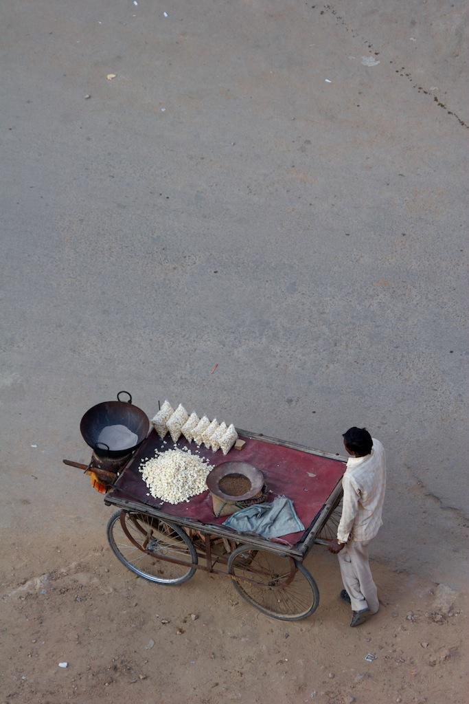 Popcoorn Man - Jaisalmer, India