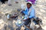 Lunch in the Thar Desert, India