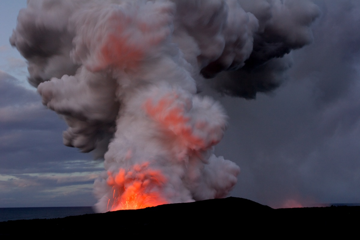 Volcano National Park - Hawaii