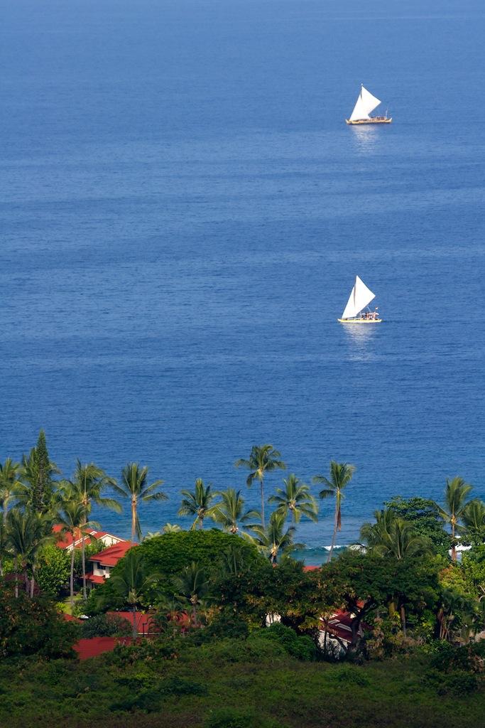 Kona Coast, Hawaii