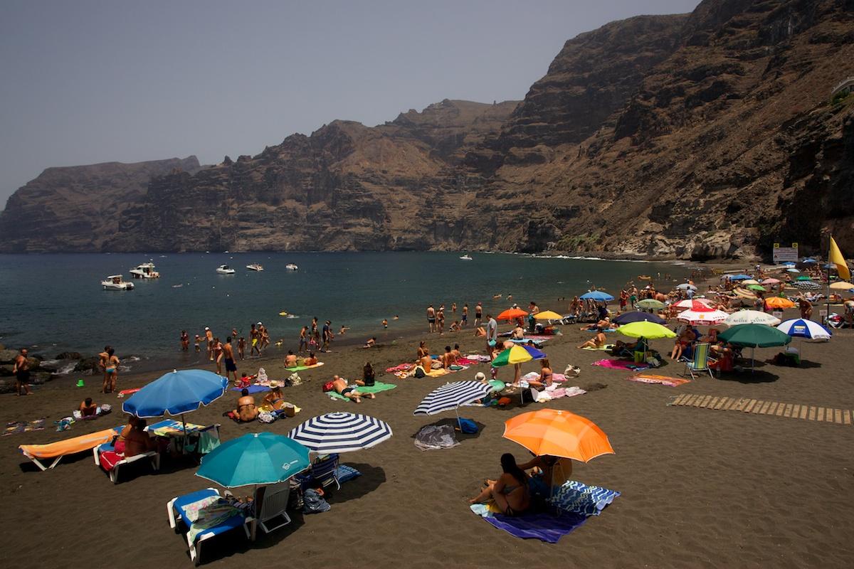 Tenerife Beach, Canary Islands