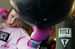 Click here to view story: Becoming a Fighter, A St. Louis U. nursing student finds herself in boxing.