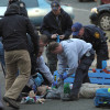 First Place | Spot NewsSam Roberts, Times-News BurlingtonDustin Gene Wilborn, 20, of Burlington, was found injured with a single gunshot wound to his upper chest at the Fairway One Stop store in Burlington Monday Jan. 10, 2011. Burlington Police and Alamance County Rescue responed to the scene where he was found on the ground in the parking lot of the store. Wilborn was transported to Moses Cone Hospital in Greensboro.