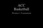 Second Place, Photo StoryJerry Wolford, News-RecordTwelve teams met for the 2011 ACC Tournament. Over four days of action it came down to Duke and UNC in the championship game. The Duke women beat UNC 81-66 to win ACC crown.