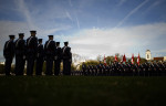 First Place | Photo StoryJames Robinson, Fayetteville ObserverCadets on parade at the Citadel.