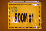 Third Place | Photo StoryJerry Wolford, News-RecordA sign on his bedroom door.