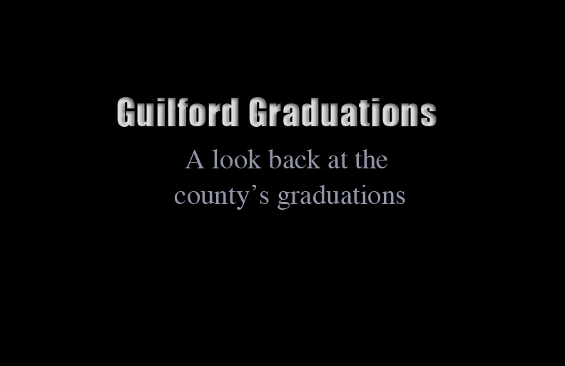Third Place | Photo StoryJerry Wolford, News & RecordA look at the myriad emotions and moments while covering some of Guilford County's 2012 High School Graduations.