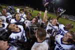 First Place | Photo StoryJerry Wolford, News & RecordThe Northern Guilford team celebrate their 14-0 victory.