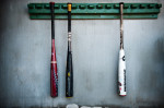 POY: Runner UpAndrew Craft, Fayetteville ObserverBats hang in the dugout at the USA Baseball H.S. Invitational in Cary, N.C.