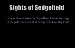 Sports POY: Runner UpJerry Wolford, News-RecordSergio Garcia eventually won the rain delayed Wyndham Championship at Sedgefield Country Club.