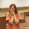 First Place | General NewsChuck Beckley, Daily NewsA defendant responding emotionally is rare enough. A defendant responding this emotionally is even more rare. A photographer catching it on camera is so extremely rare, that it is an easy first place win. Rose Marie Burgess, 37, of Morehead City, jailed in lieu of $200,000 bail with additional charges pending, crying her way through her first hearing in District Court, Monday morning. She's alleged to have tried to run down New Bern Police while leading officers from Trent Woods, Carteret County sheriff's deputies and N.C. State Police on an hour-long car chase through Trent Woods and parts of New Bern.