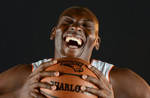 Sports POY: Runner UpJeff Siner, The Charlotte ObserverCharlotte Bobcats forward/center Bismack Biyombo.