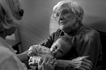 Student Photographer of the Year: Runner UpRay Whitehouse, UNC Chapel HillPeggy Arrington spends time with her mother Inga, 96, at a memory care unit in Wilson, North Carolina.