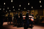 Second Place | General  NewsAndrew Craft, The Fayetteville ObserverSoldiers carry the casket of Medal of Honor recipient Cpl. Rodolfo Hernandez out of Covenant of Love Church, Monday, January 6, 2014.