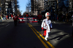 Third Place | General NewsJohn D. Simmons, The Charlotte ObserverSeven-year-old Rodriquez Simmons leads the Drills of Hope Marching Thunder down Tryon Street on Saturday January 18, 2014. Charlotteans have been marching in parades to honor Martin Luther King, Jr. since 1988 when it started in west Charlotte with lots of enthusiasm and homemade signs. These days the parade still has lots of enthusiasm as it flows south on Tryon Street with floats, marching bands, step teams and beauty queens.