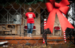 Third Place | PortraitJames Robinson, The Fayetteville ObserverSusie Williams grandson Keyshun Foster, 9, was caught in the middle of a gunfight in front of her house in the Riverside neighborhood of South Memphis.  Since the city attorney\'s office used a 2009 state nuisance-abatement law not a single report of gunfire has been reported in the 4.6 mile area that encompasses the newly defined \{quote}safety zone\{quote}.