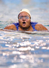 First Place | Multiple PhotosMark Dolejs, Daily DispatchRaShawnna Blackwell swims several laps while doing the breaststroke during practice.