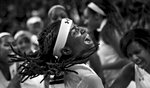 First Place | SportsJerry Wolford, News & RecordUSC\'s Khadijah Sessions celebrates after her team\'s 67-65 victory. NCAA women Greensboro Regional, No. 4 North Carolina vs. No. 1 South Carolina at the Greensboro Coliseum Complex, Friday, March 27, 2015, in Greensboro, N.C.