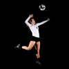 Second Place | PortraitAndrew Dye, Winston-Salem JournalWest Forsyth volleyball player Maddy Gautreaux on Wednesday, September 9, 2015 in Clemmons, N.C.