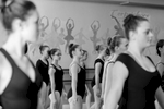 Second Place | Multiple PhotosSara Corce, The PilotDirector Kellye Park's younger students run through their various numbers during rehearsal for the 2015 production of The Nutcracker at the Terpsichore Dance studio on Saturday, December 12, 2015 in Southern Pines, North Carolina.